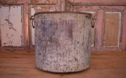 Large Antique Iron pot